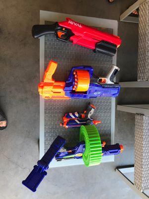 Nerf guns lot for Sale in Corona, CA