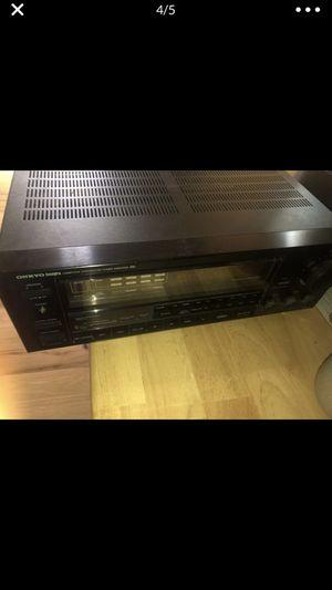 Onkyo Intergra receiver for Sale in Denver, CO