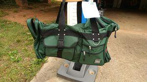 Track duffle bag for Sale in McDonough, GA