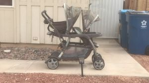 Graco Room for 2- Double stroller for Sale in Las Vegas, NV