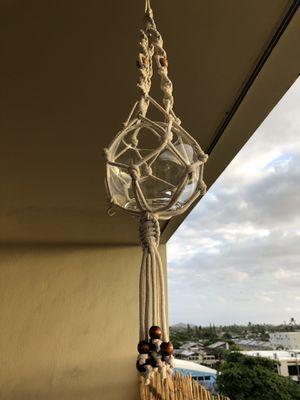 Hanging vase/ candle holder for Sale in Kailua, HI