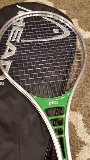 PRINCE TENNIS racket 4-3/8 for Sale in Des Plaines, IL
