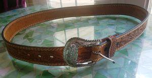 Vintage western belt for Sale in Rockville, MD