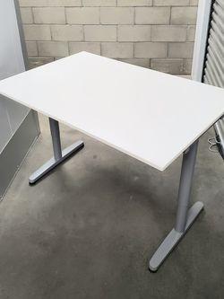 IKEA Desk or Table w/ Adjustable Legs, Dimensions In Description,LOCATED IN MIRA MESA 92126 for Sale in San Diego,  CA