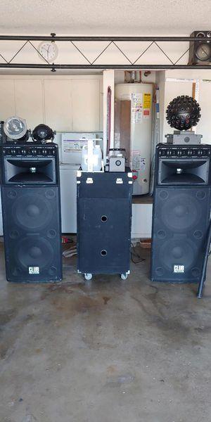 Dj / music equipment for Sale in Glendale, AZ