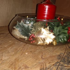 Christmas Table Top Candle for Sale in Smyrna, TN