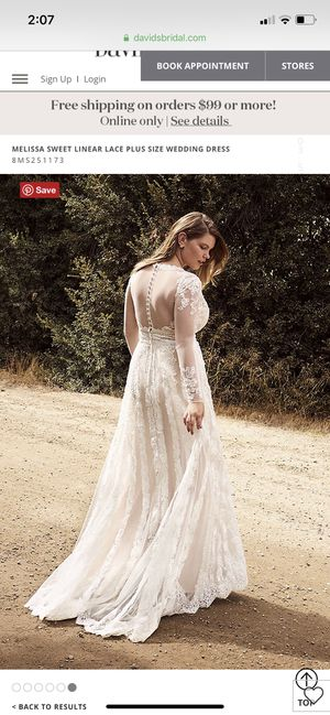Melissa Sweet Wedding Gown with altered sleeves for Sale in Bluffdale, UT