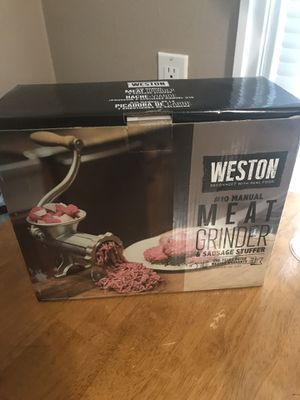 Meat Grinder for Sale in Mount Gilead, OH