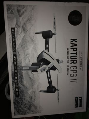Wifi drone with HD camera brand new in box for Sale in Princeton, FL