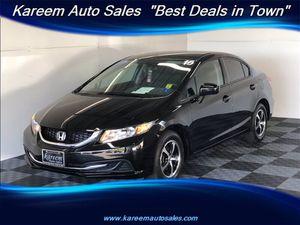 2015 Honda Civic Sedan for Sale in Sacramento, CA