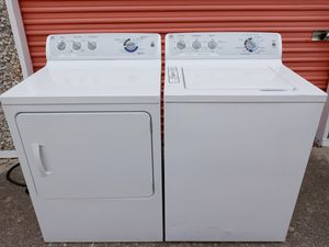 GE Washer and Dryer for Sale in The Colony, TX