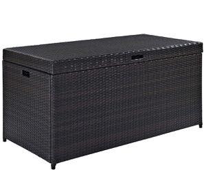 Outdoor Wicker Storage Bin for Sale in Alpharetta, GA