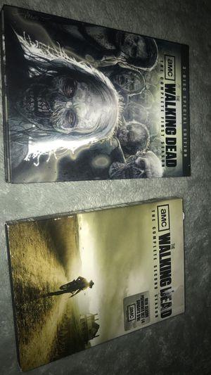 The Walking Dead Season 1 & 2! - Like New Conditions! for Sale in Phoenix, AZ