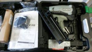 Hitachi nail gun forsale for Sale in Chicago, IL