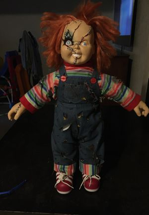 Chucky doll for Sale in Dallas, TX