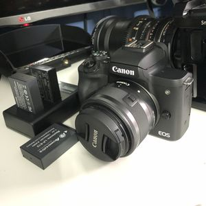 Canon EOS M50 for Sale in Lincoln Acres, CA