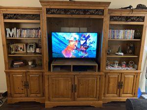 Large entertainment center/wall unit for Sale in Mesa, AZ