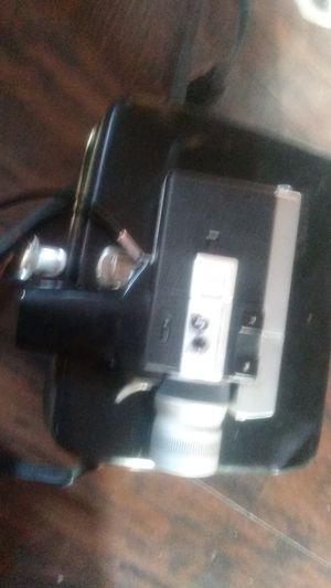 Canon auto zoom 518. Super 8 movie cam for Sale in Vallejo, CA