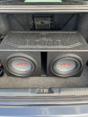 Alpine Type R Subs for Sale in Woodland Park, NJ