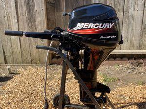 2005 Mercury 8 HP Outboard 4 Stroke Motor for Sale in Benicia, CA