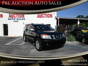 2010 Nissan Armada for Sale in Lake Worth, FL