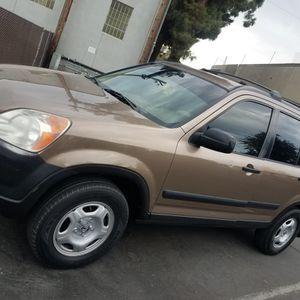 HONDA CRV for Sale in Modesto, CA