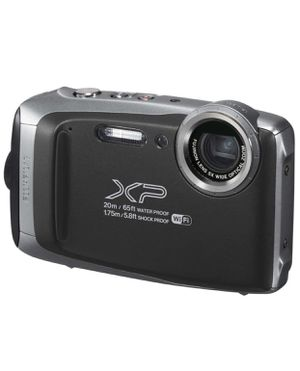 Fujifilm FinePix XP135 Rugged Waterproof Digital Action Camera/Camcorder - Black for Sale in Raleigh, NC