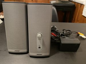 Bose Companion 2 Series II Multimedia speakers for Sale in Alhambra, CA