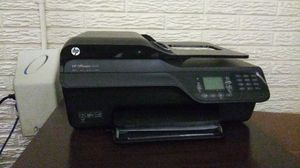 HP office jet 4620 color printer with wifi, fax and scanner. for Sale in Alexandria, VA