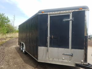 20ft super heavy duty car hauler/trailer for Sale in Chicago, IL