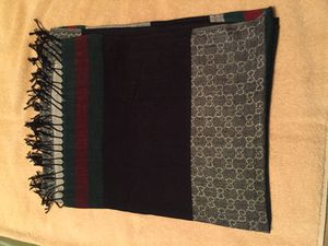 Clothing Gucci wool scarf for Sale in Glendale, CA