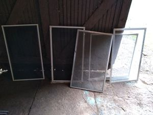 Free window screens for Sale in Cogan Station, PA