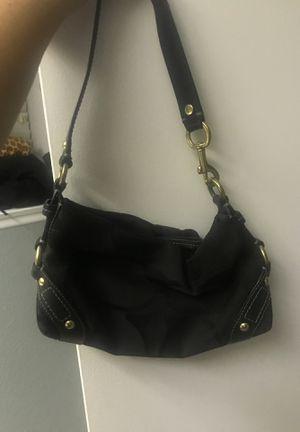 Black small coach handbag for Sale in Moreno Valley, CA