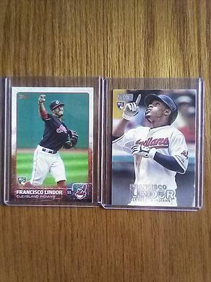 Francisco Lindor RC Cleveland Indians for Sale in Kissimmee, FL