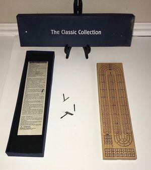 Vintage Cribbagemaster Game just $5 for Sale in Port St. Lucie, FL