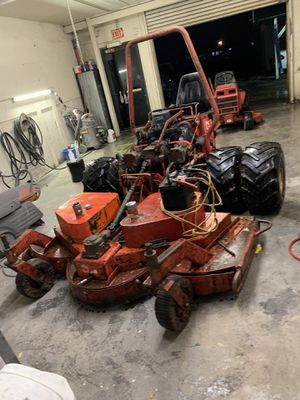 Kutkwick commercial slope mower !! for Sale in Loganville, GA