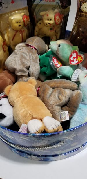 Beanie Babies with Errors for Sale in Clearwater, FL