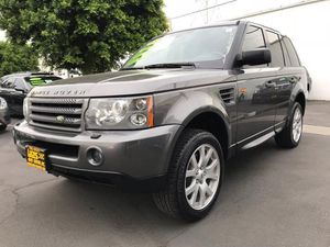 2006 Land Rover Range Rover Sport for Sale in South Gate, CA
