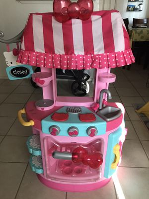 Hello Kitty Theme Kitchen for Sale in Riverside, CA