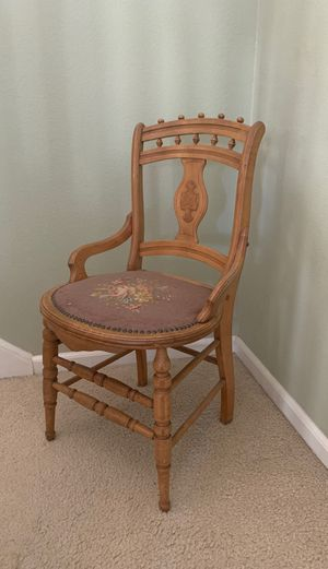 Antique chair @1880's for Sale in Livermore, CA
