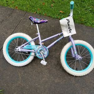 "Pacific Gleam 16"" Girls Bike for Sale in VA, US"