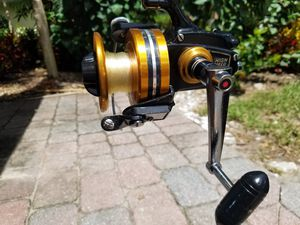 Penn 7500ss reel and tuff tip 8 ft rod combo, great condition. for Sale in Orlando, FL