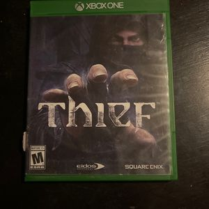 Thief For Xbox One In Flawless Condition for Sale in San Antonio, TX