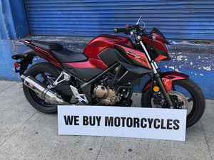 2018 Honda CB 300 F LOWERED for Sale in San Francisco, CA