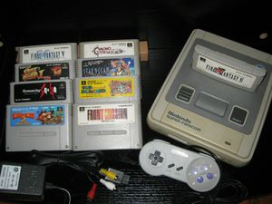 Nintendo Super Famicom Video Game System Console for Sale in Lake Wales, FL