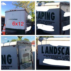 Trailer 6x12 for Sale in Miami, FL