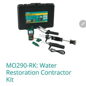 Extech Water Restoration Contractor Kit for Sale in Tulsa, OK
