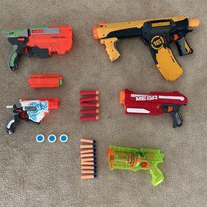 Nerf Guns for Sale in Santa Clarita, CA