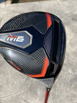 Taylormade M6 Driver D-Type Right Handed 10.5 Regular Flex Graphite Shaft for Sale in Highland,  CA