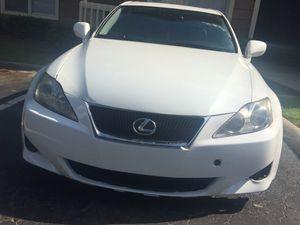 2007 Lexus IS 250 for Sale in Marietta, GA